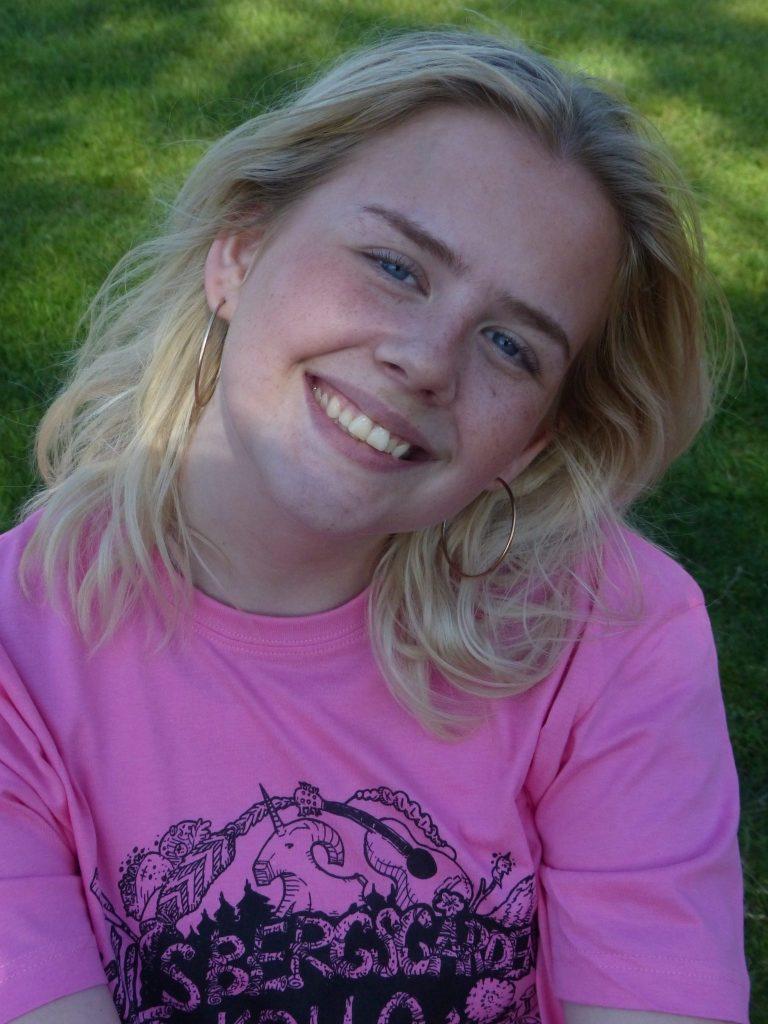 Rebecca (Fiona) Eriksson Sommarkollopedagog
