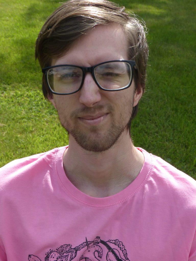 William (Wolli-bolli) Demirbek Sommarkollopedagog