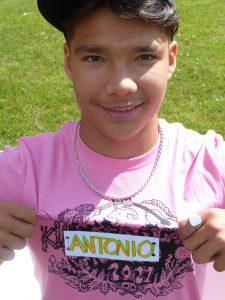 Antonio (Ant-Man) Caro U-lag